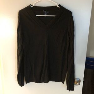 Black gap business casual sweater